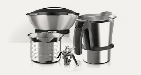 The multifunctional kitchen robot